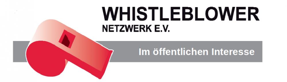 Whistleblower-Netzwerk e.V.