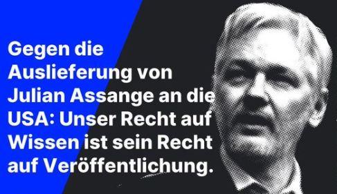 Assange Statement Falter