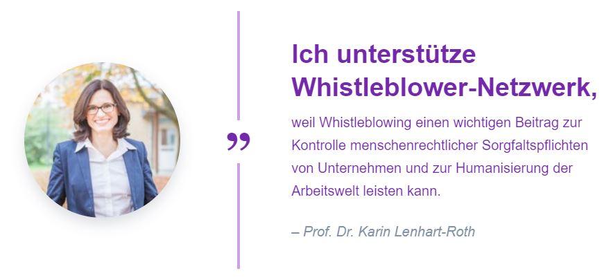 Prof. Dr. Karin Lenhart-Roth