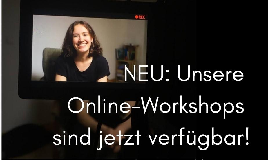Ankündigung Online-Workshop
