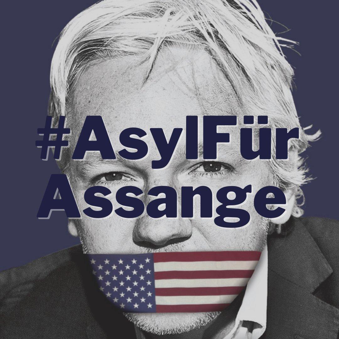 Asyl für Assange